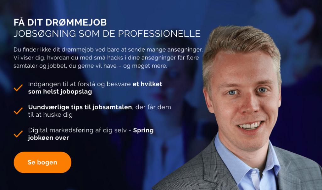 bog om jobsøgning